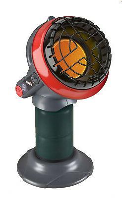 Mr Heater F215100  Little Buddy Propane Heater, 3800 BTU