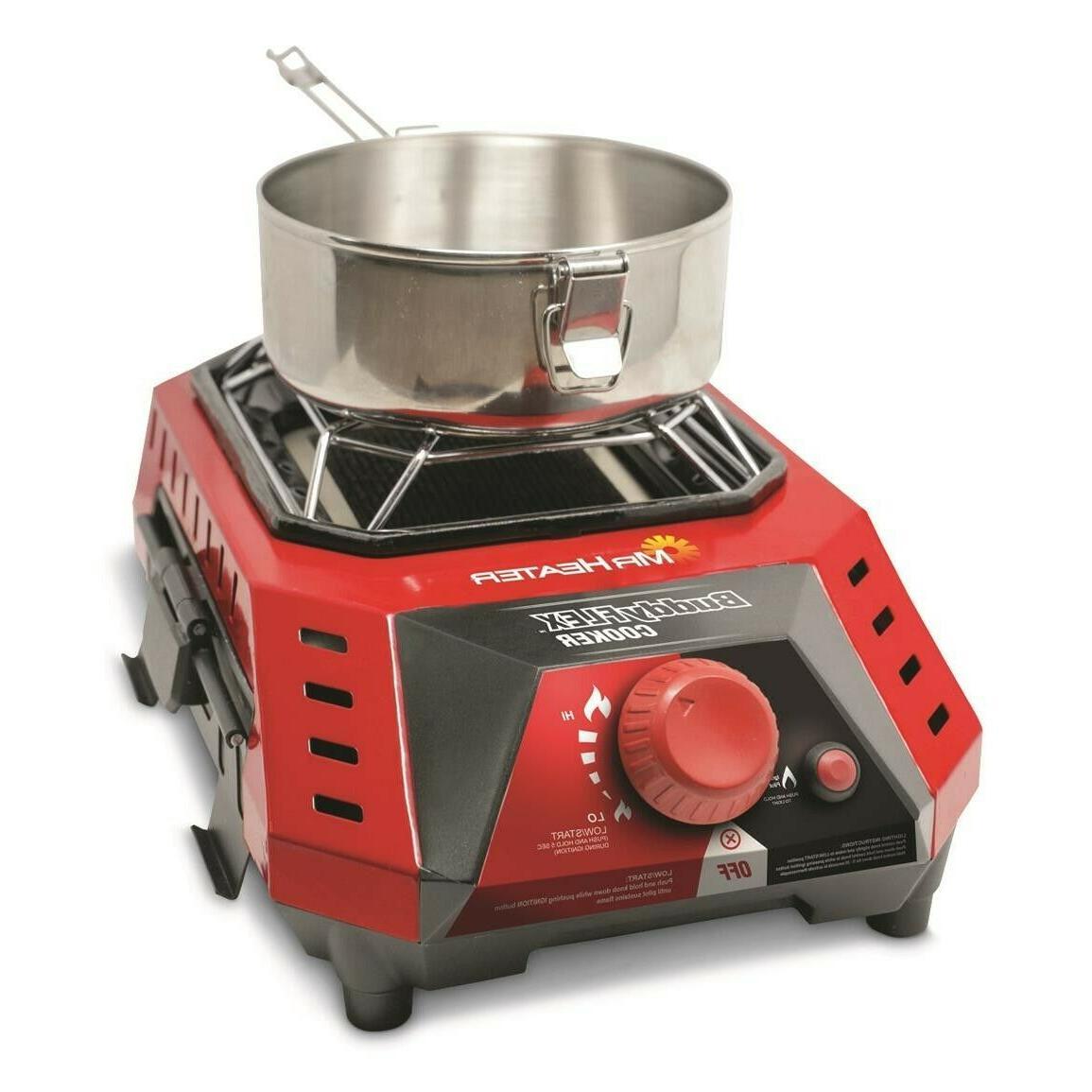 new mr heater f600500 buddy flex portable