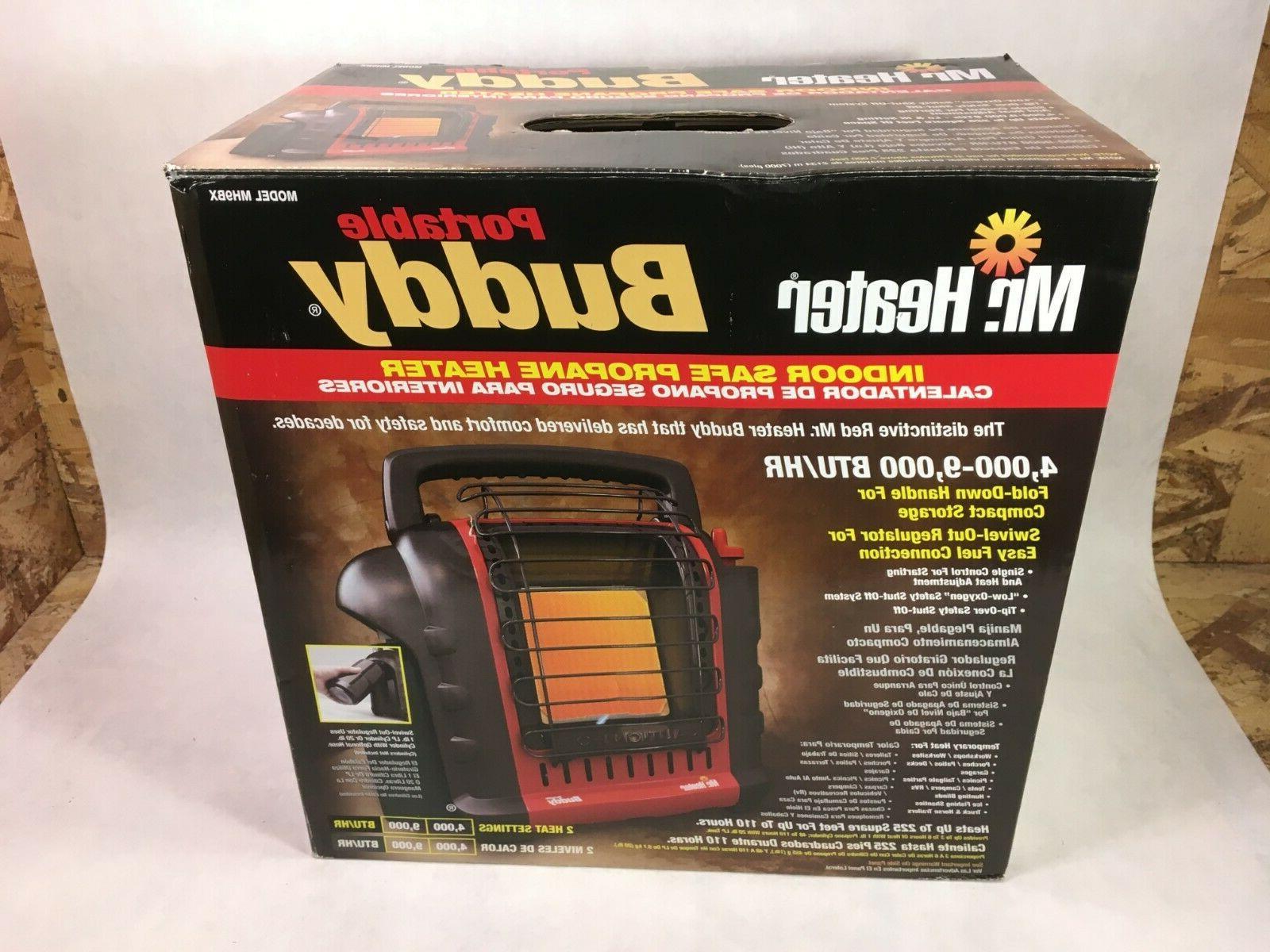 mr heater portable buddy indoor safe propane