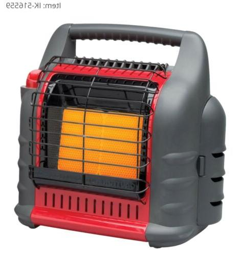 mr heater portable propane big buddy heater