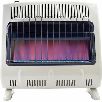 mr heater propane vent free blue flame
