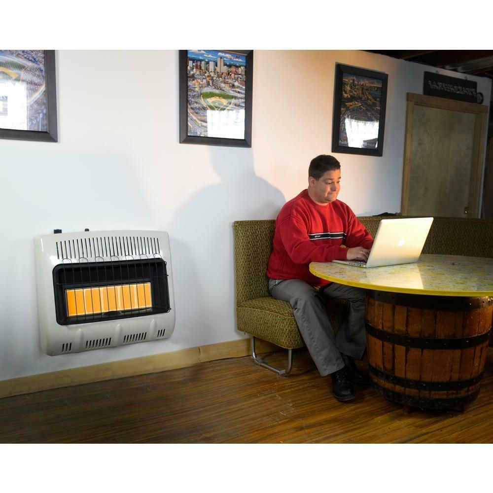 Mr Heater Heater 30000 BTU Unvented Heating