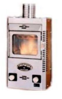 newport p9000 propane fireplace