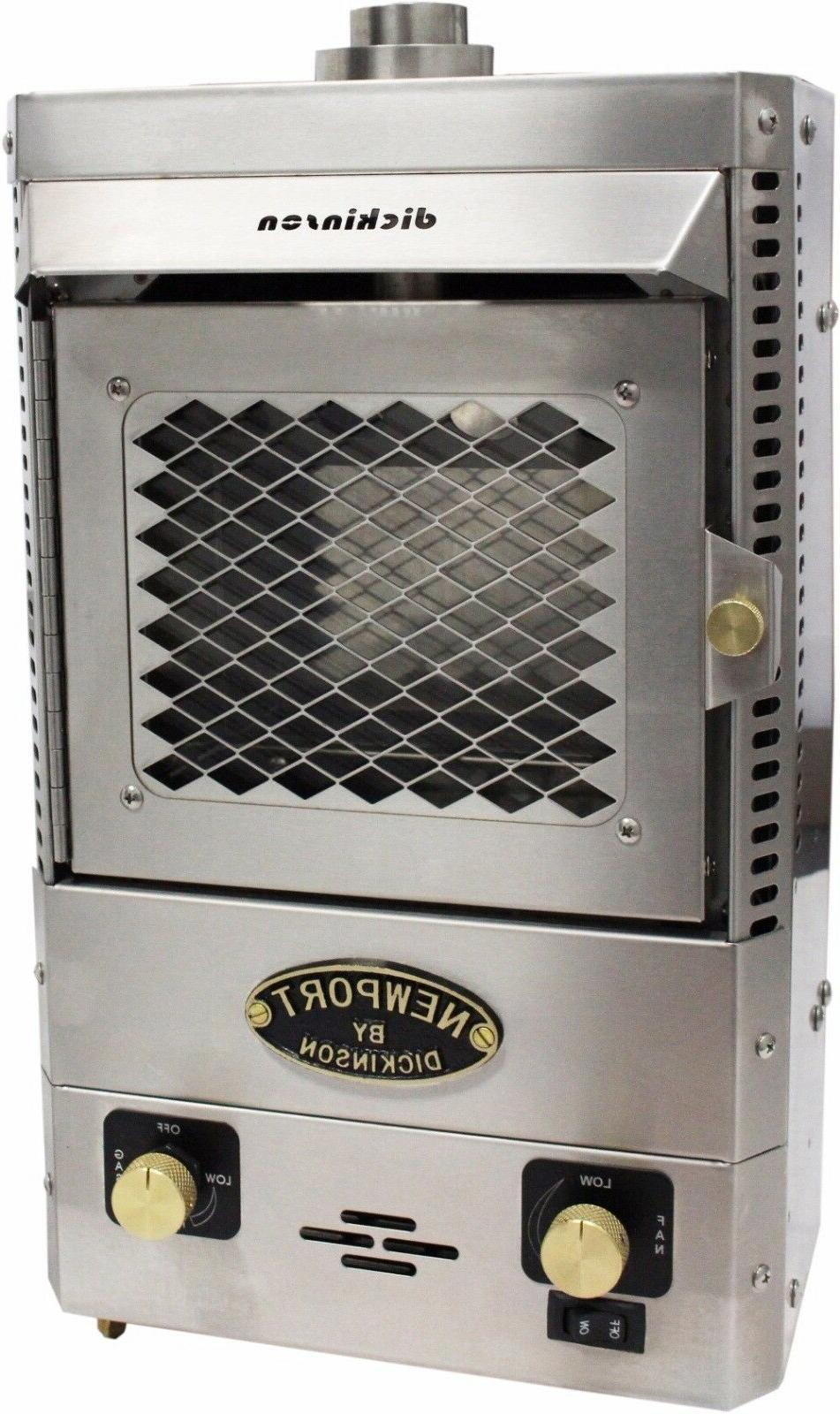 Dickinson Newport Vent Heaters 00-NEW-P12000