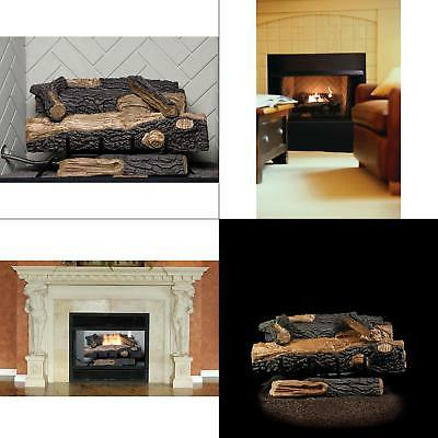 oakwood vent propane gas fireplace