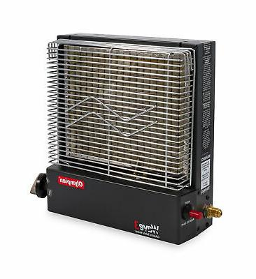 Space Heater Wall-Mount LP Gas Catalytic Electric Portable S