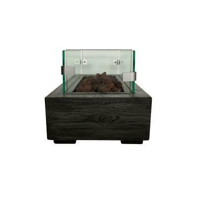Gas Heater Table Fireplace Patio Durable