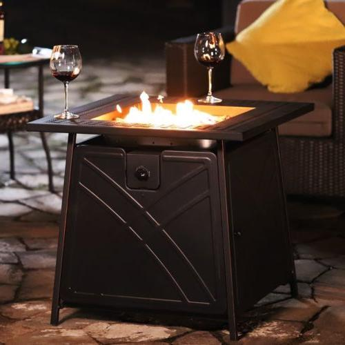 BALI OUTDOORS Fireplace Fire Pit Home Gift