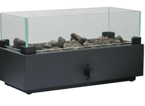 Outdoor Tabletop Fire Bowl-Patio Top-Propane NIB