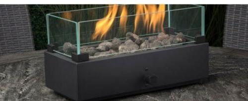 outdoor tabletop gas fire bowl patio table
