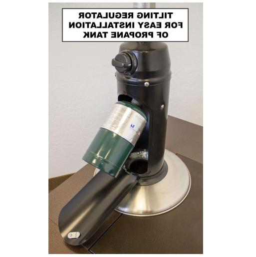 Patio Portable Sturdy Thermocouple Anti Tilt