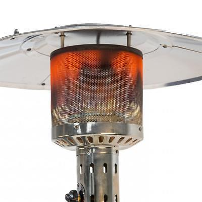 Patio Heater Bronze Finish Propane Standing Gas PH87