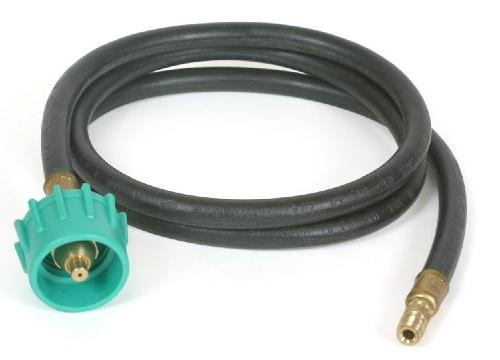 pigtail propane hose connector camping