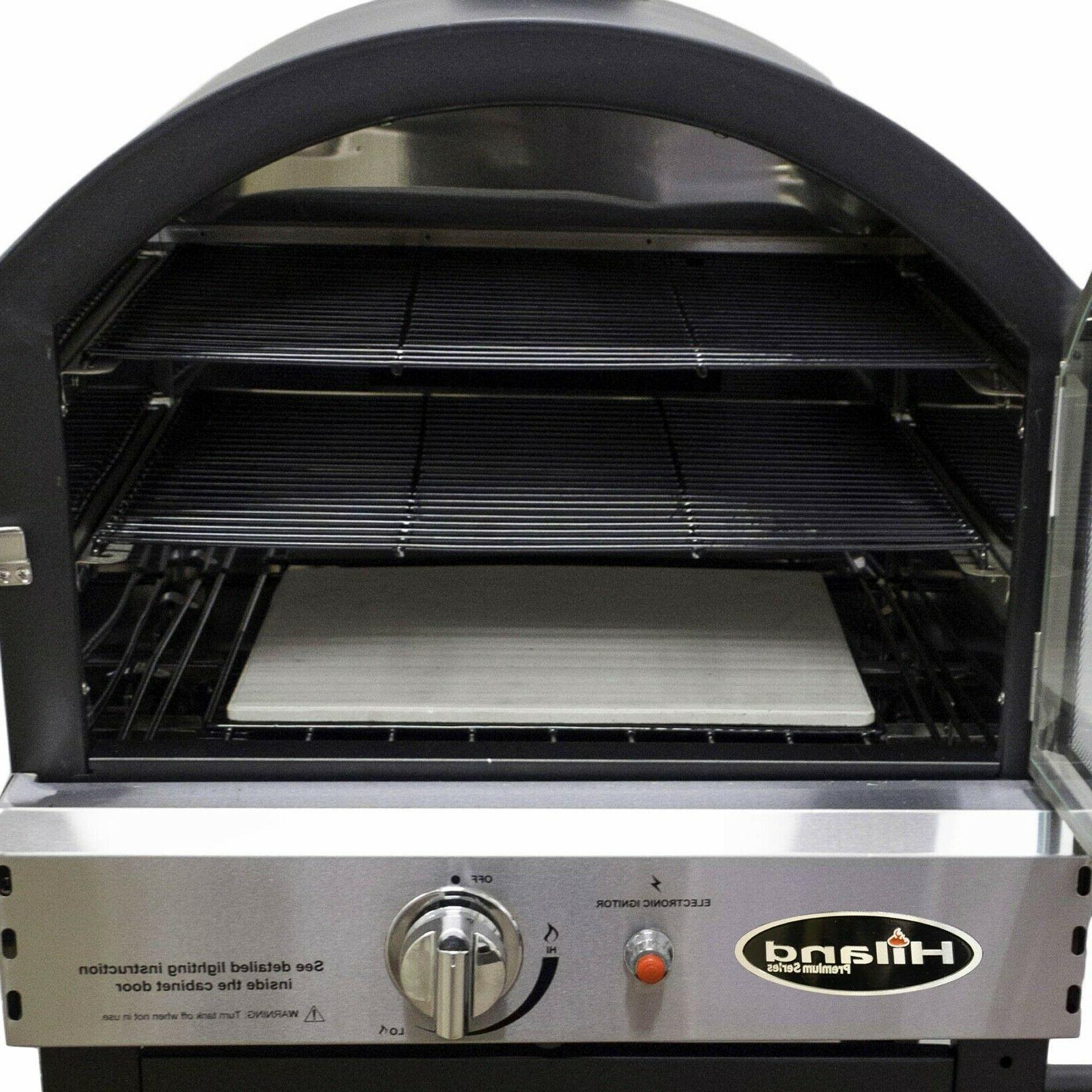 pizza oven trolley free shipping