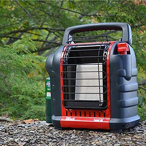 Mr. Heater Portable Camping, Job Site, Hunting Propane Gas Heater
