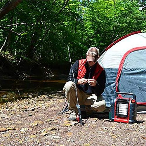 Mr. Camping, Job Propane