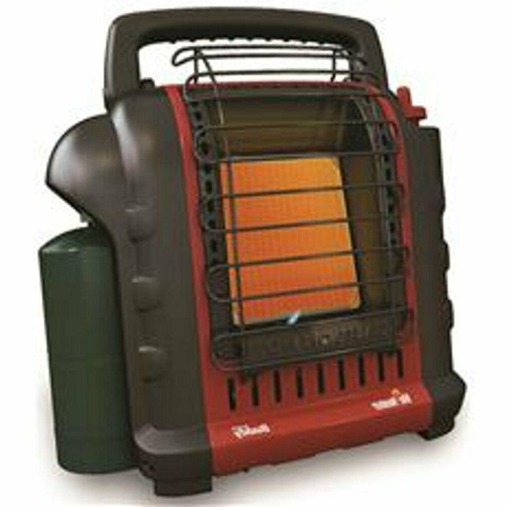 portable buddy heater 9k btu propane