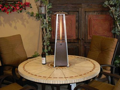 AZ Heater Portable Glass -