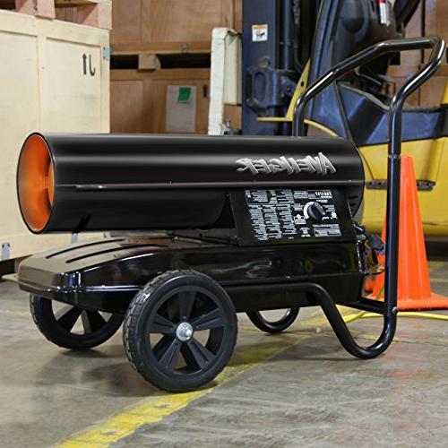 portable kerosene multi fuel heater