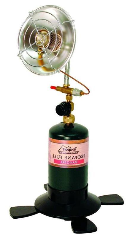 portable outdoor propane heater