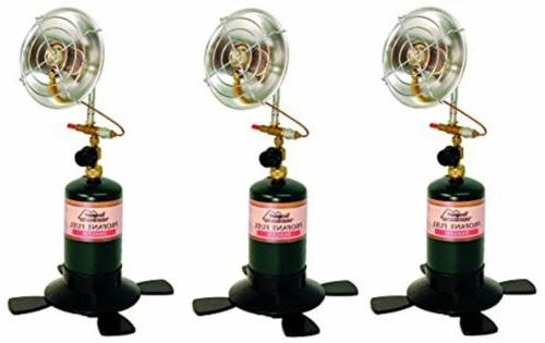 portable outdoor propane heater pack of 3