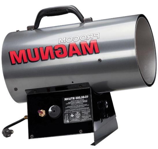 ProCom Forced Heater – BTU, PCFA60V