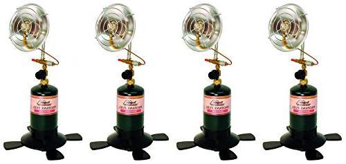 portable propane heater