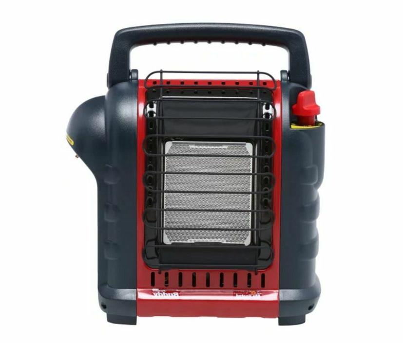 portable propane space heater radiant gas camping