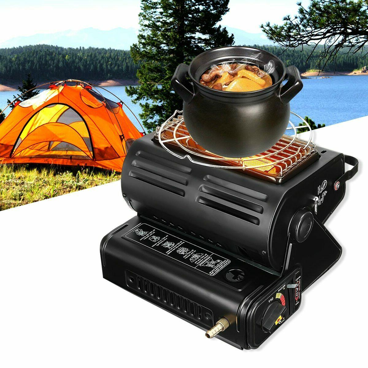 Portable Tent Cooking