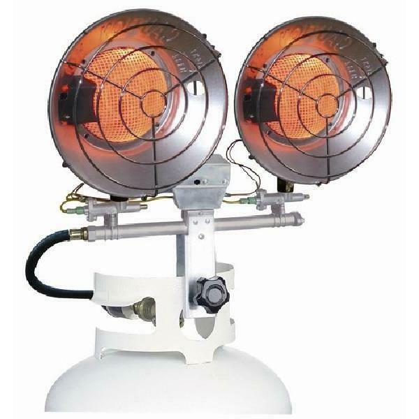 Propane Radiant Top Heater
