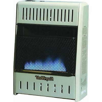 ProCom Dual Blue Flame Heater