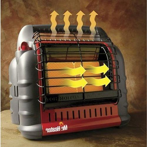 Mr. Propane Buddy Portable Heater Res Propane Hose - RV Bundle