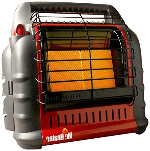 Mr. Heater Big Buddy Res Propane Bundle