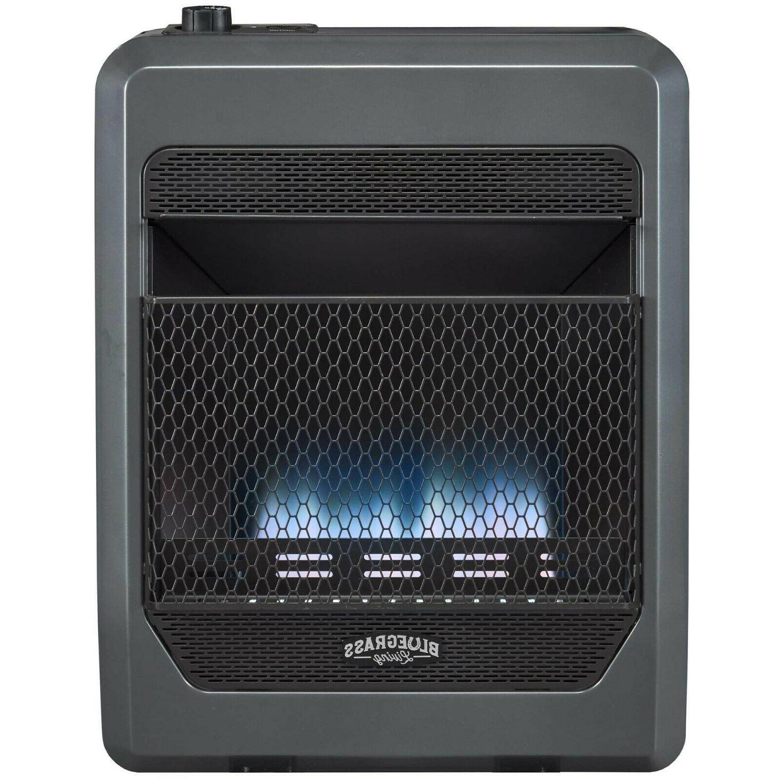 Bluegrass VentFree Gas Heater Feet