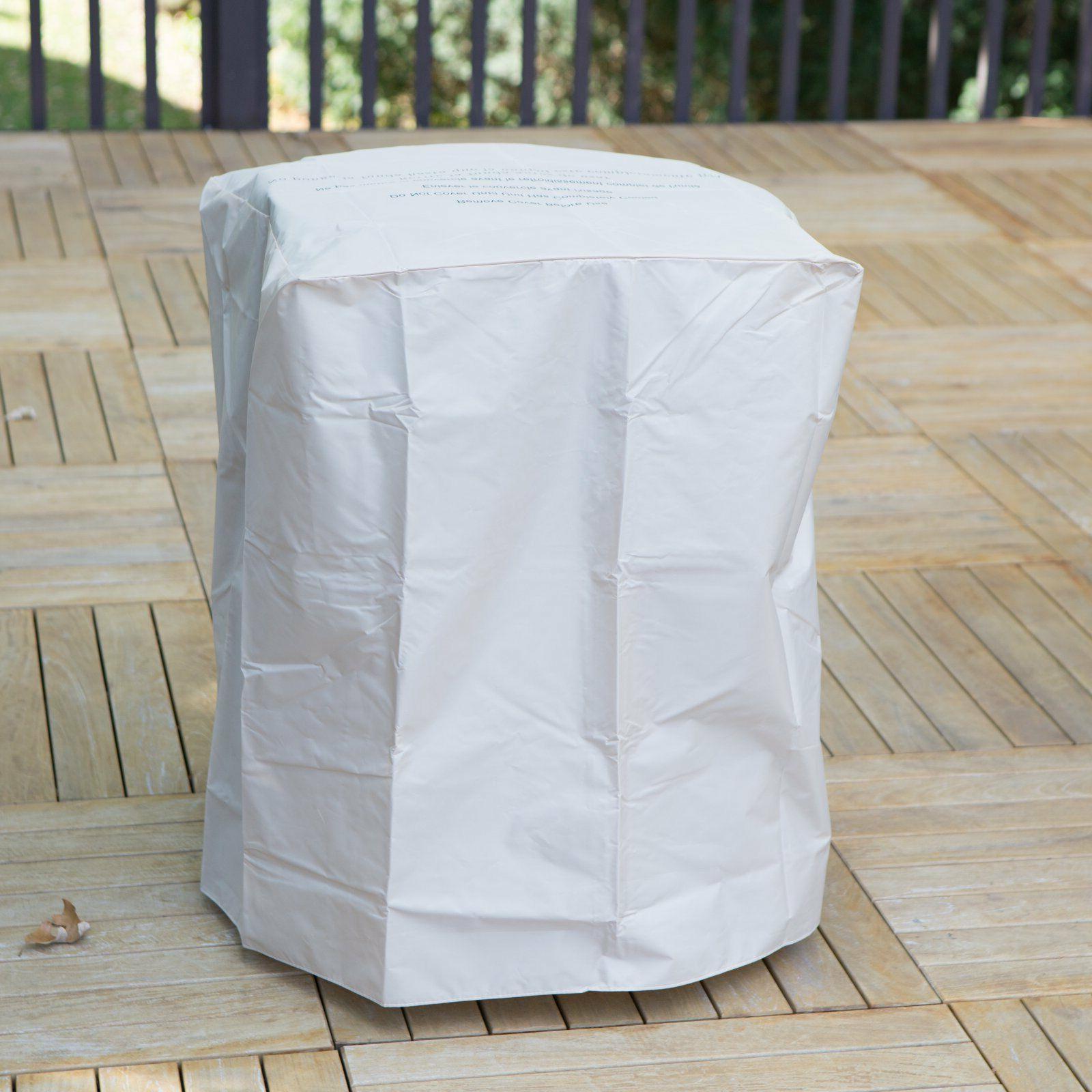 Propane Heater Fire Bowl Pit Furniture Cover