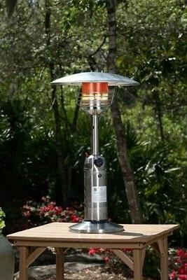 propane table patio heater