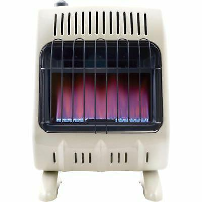 Mr. Heater Propane Blue Wall - BTU