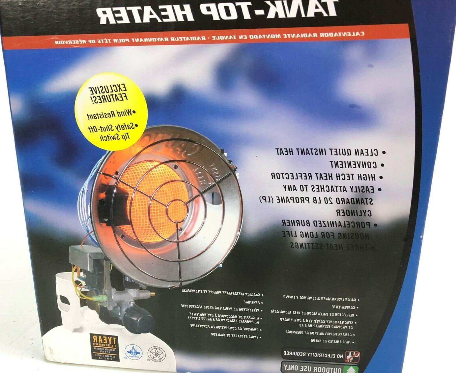 Protemp PT-16-TTC Tank Top Heater Safety