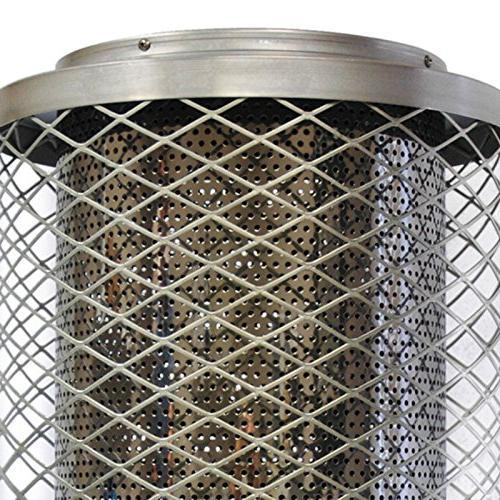 Dyna-Glo Radiant Natural Gas Heater 100000/50000 Btu