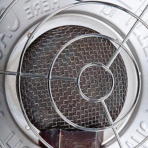 REMINGTON REM-16-TTC-O BTU Portable Heater, White