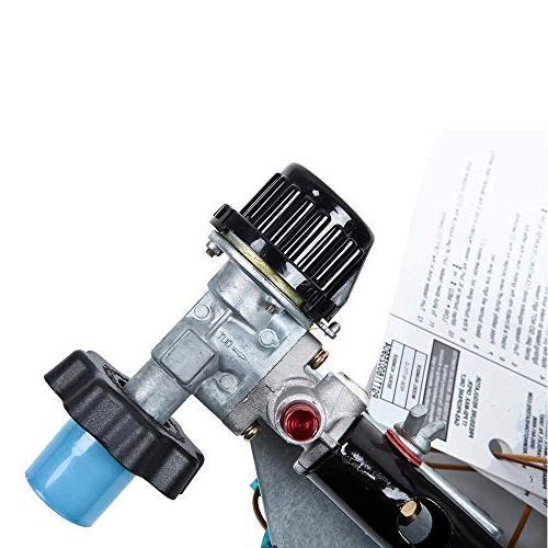 REMINGTON REM-32-TTC-O 32,000 Portable Top Heater, White