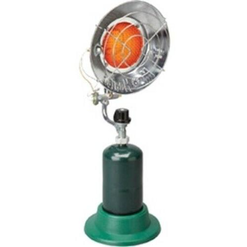 MR. HEATER F242200 OUTDOOR SINGLE TANK PROPANE TOP HEATER 15