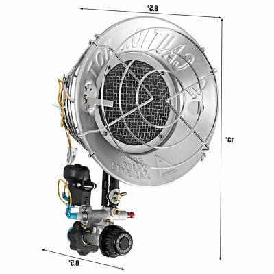 Single Heater 15000 BTU Heater