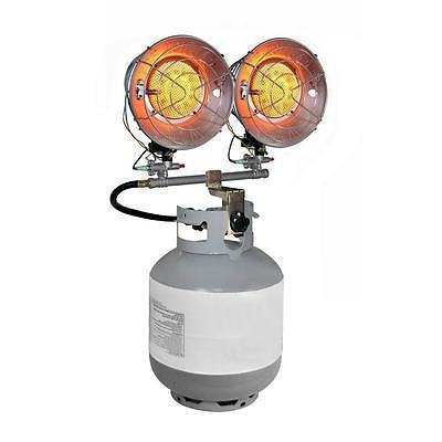 space heater tank top propane gas portable