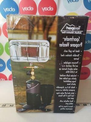 sportsmate portable propane heater
