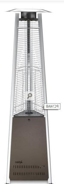 Ambiance Stainless Steel Finish Patio Heater