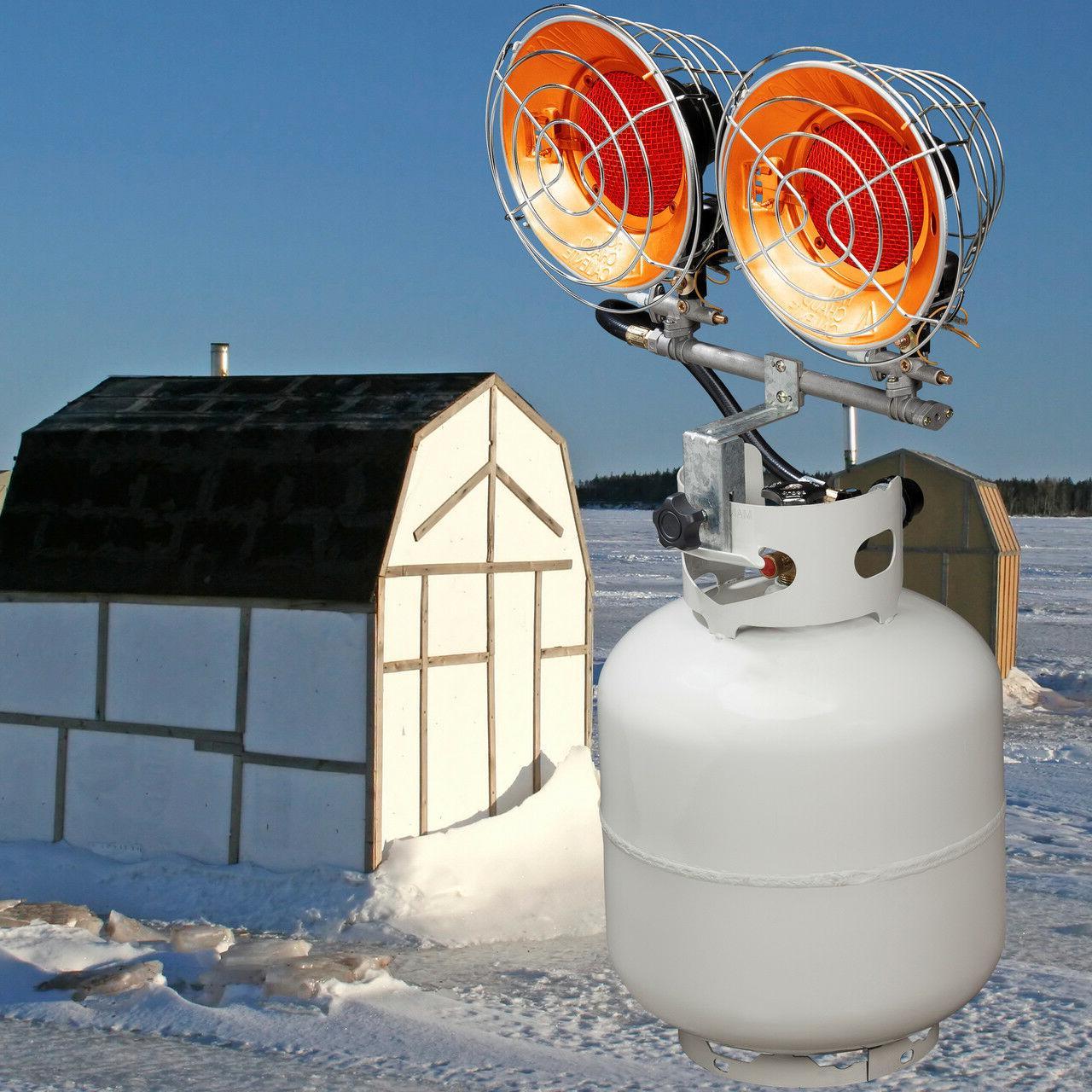 Heater Burner, 30,000 Model#
