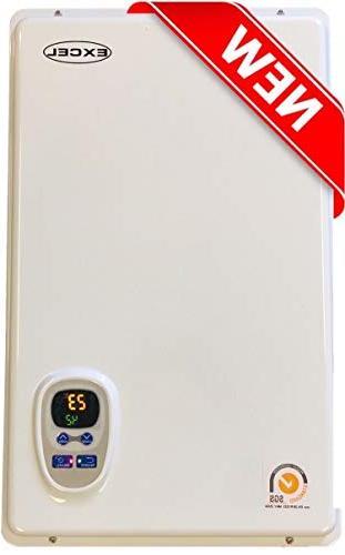 tankless gas water heater lpg