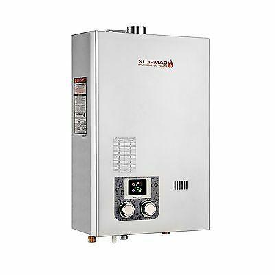 10L 2.64GPM Heater Display