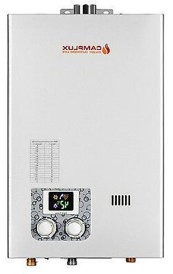 10L Water Heater Indoor Propane Display Vent Pipe